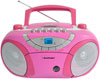 Boombox Blaupunkt BB15PK - radioodtwarzacz kasetowy / CD / MP3 / USB / AUX / AM-FM