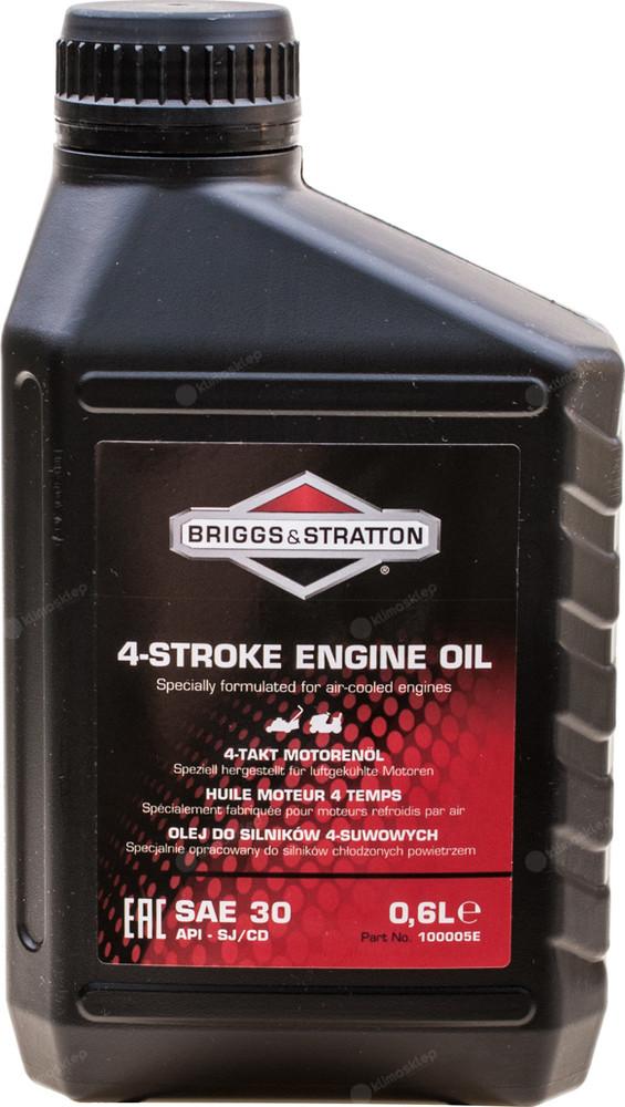Olej Briggs&Stratton SAE30 (pojemność: 0,6L)