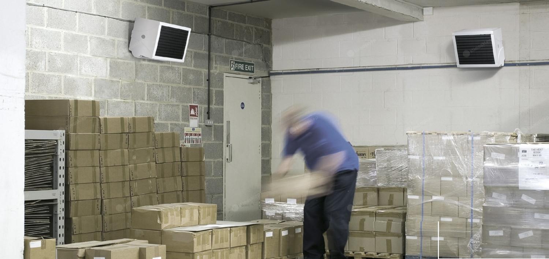 Nagrzewnica elektryczna Dimplex CFH 60 z obudową ze stali nierdzewnej
