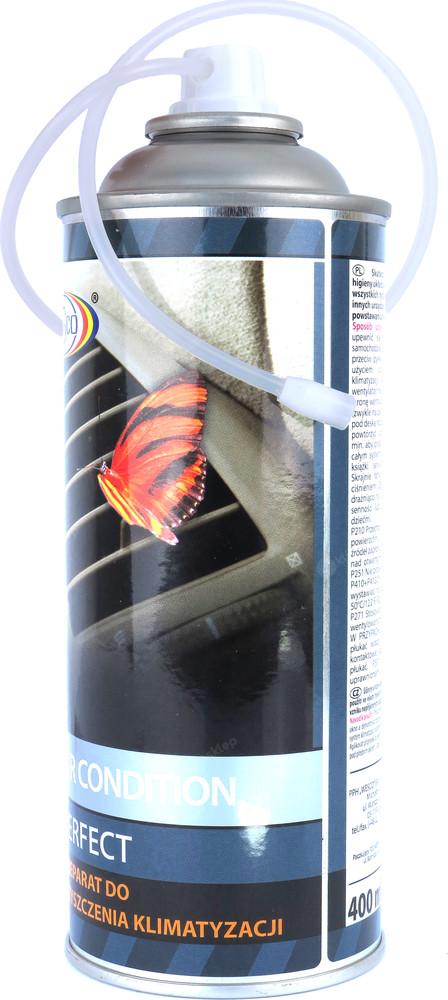Preparat do dezynfekcji klimatyzatorów DP400