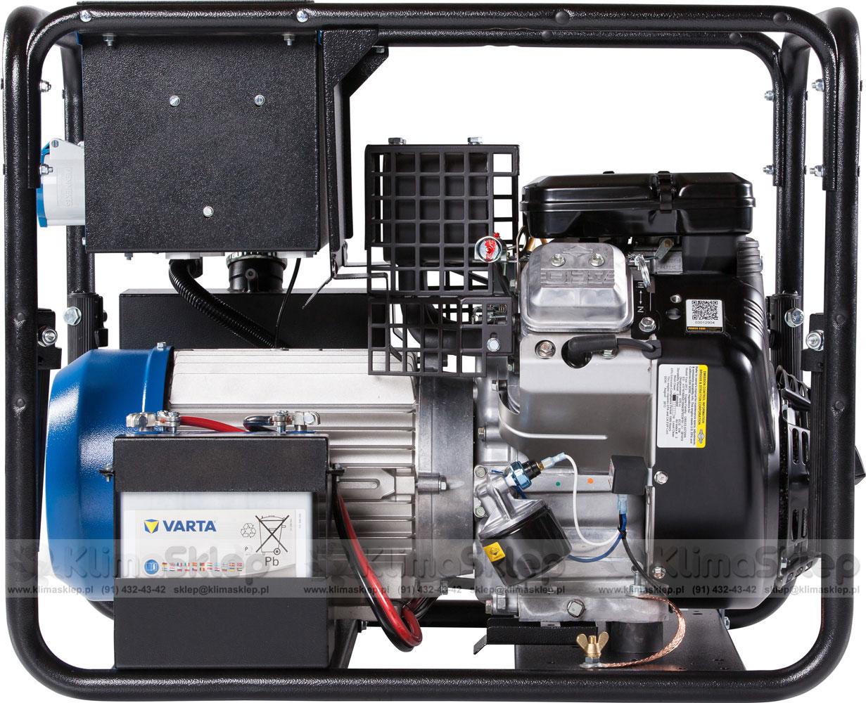 Agregat prądotwórczy Eisemann H 13000 E (silnik B&S)