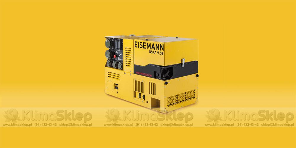 Agregat prądotwórczy EISEMANN/GEKO DIN