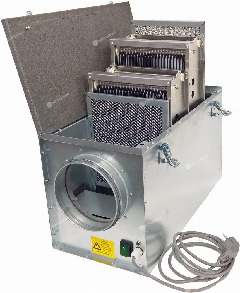Oczyszczacz powietrza Elixair E1250 - filtry