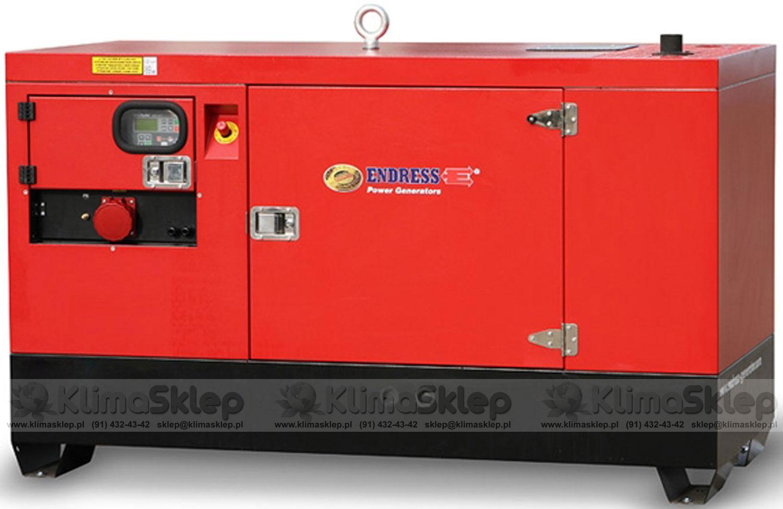 Agregat prądotwórczy Endress ESE 15 YW/AS (YANMAR)