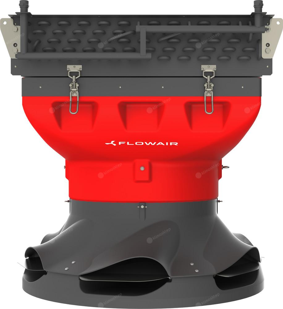 Nagrzewnica wodna Flowair LEO AGRO HT5 - obudowa odporna na działanie czynników korozyjnych