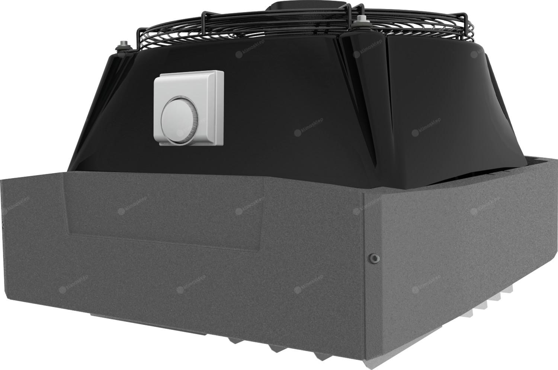 Destratyfikator Flowair LEO D XL BMS z nowoczesną stylistyką obudowy