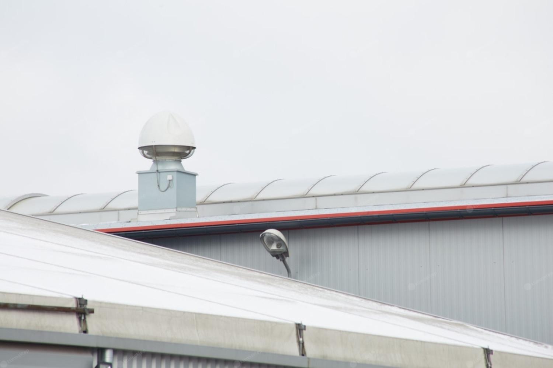 Wentylator dachowy Flowair UVO - zastosowanie