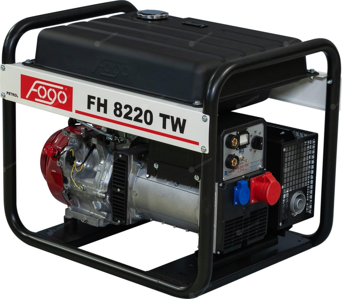 Agregat prądotwórczy Fogo FH 8220 TW (silnik Honda)