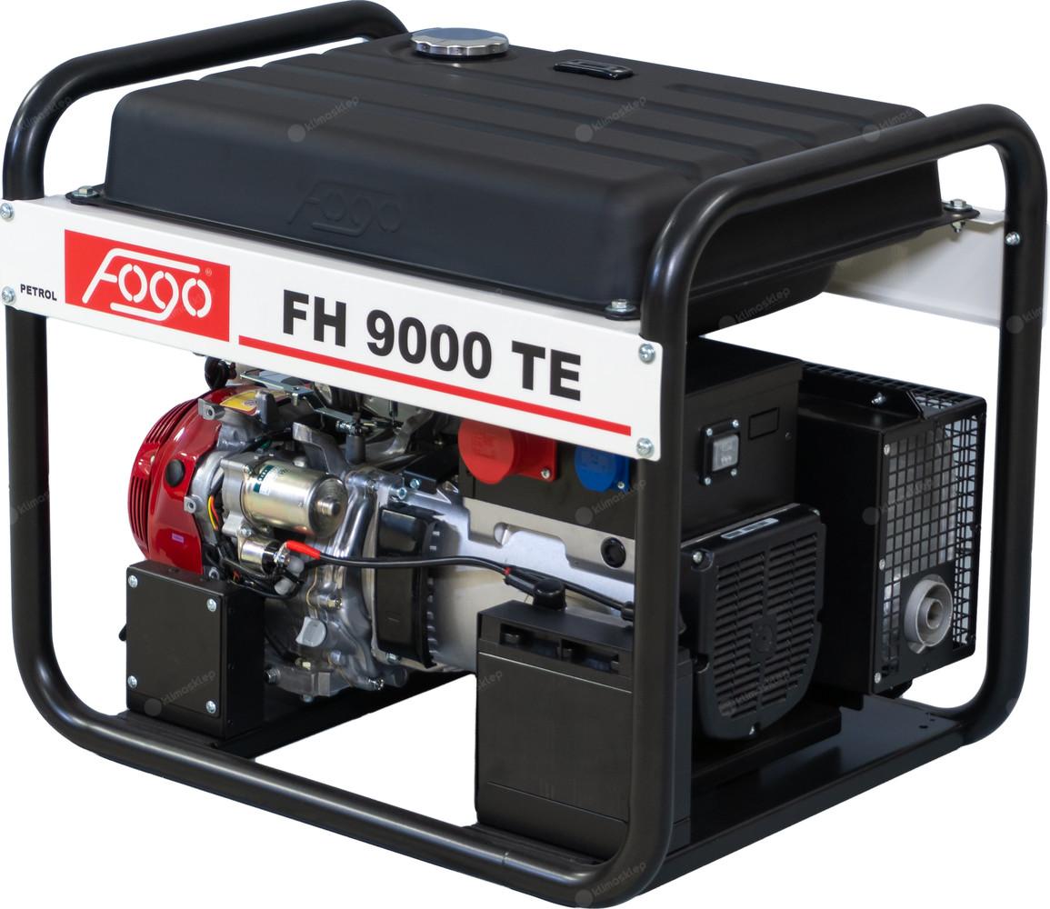 Agregat prądotwórczy Fogo FH 9000 TE (silnik Honda)