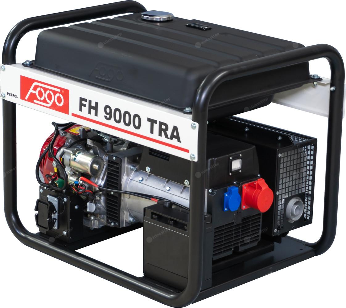 Agregat prądotwórczy Fogo FH 9000 TRA (silnik Honda)