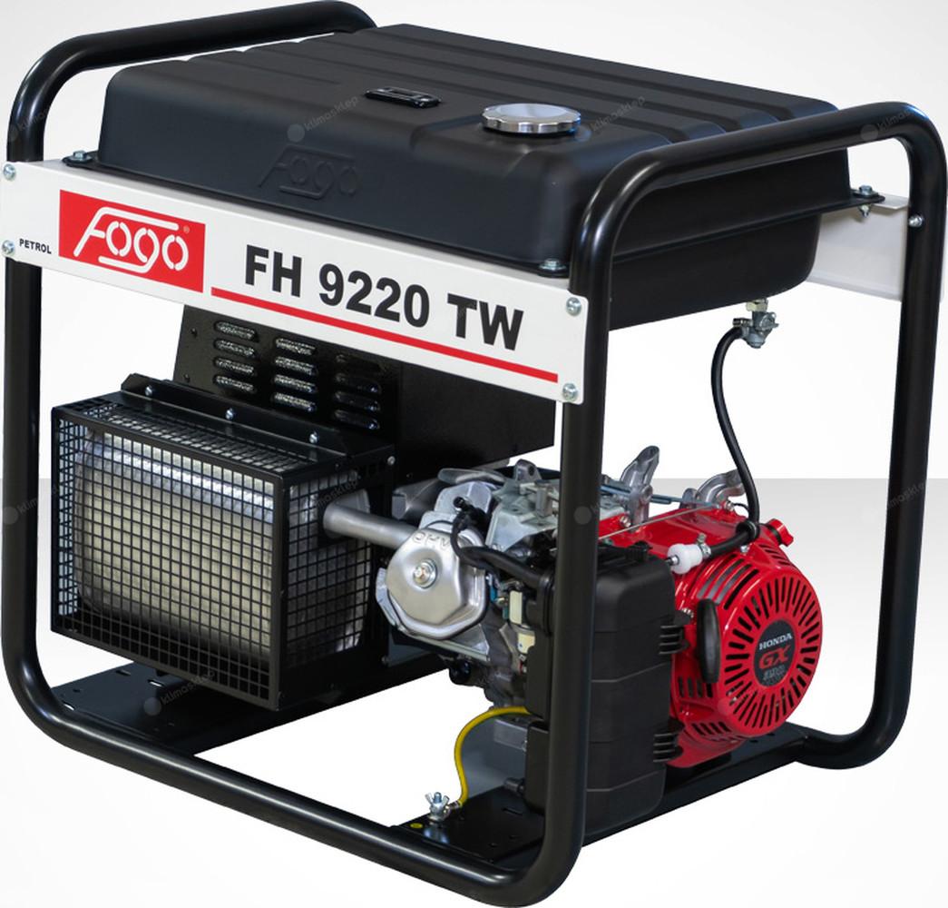 Agregat prądotwórczy Fogo FH 9220 TW z modułem spawalniczym