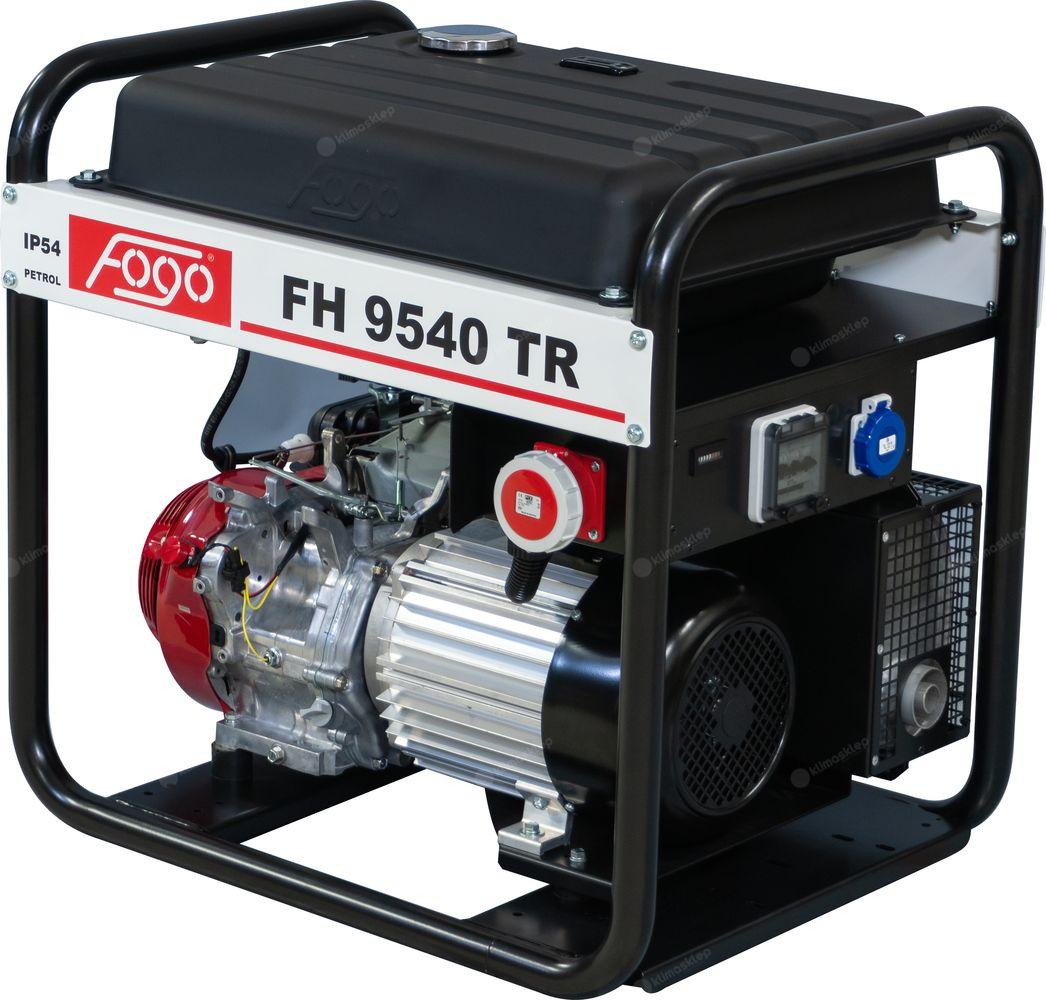 Agregat prądotwórczy Fogo FH 9540 TR (silnik Honda)
