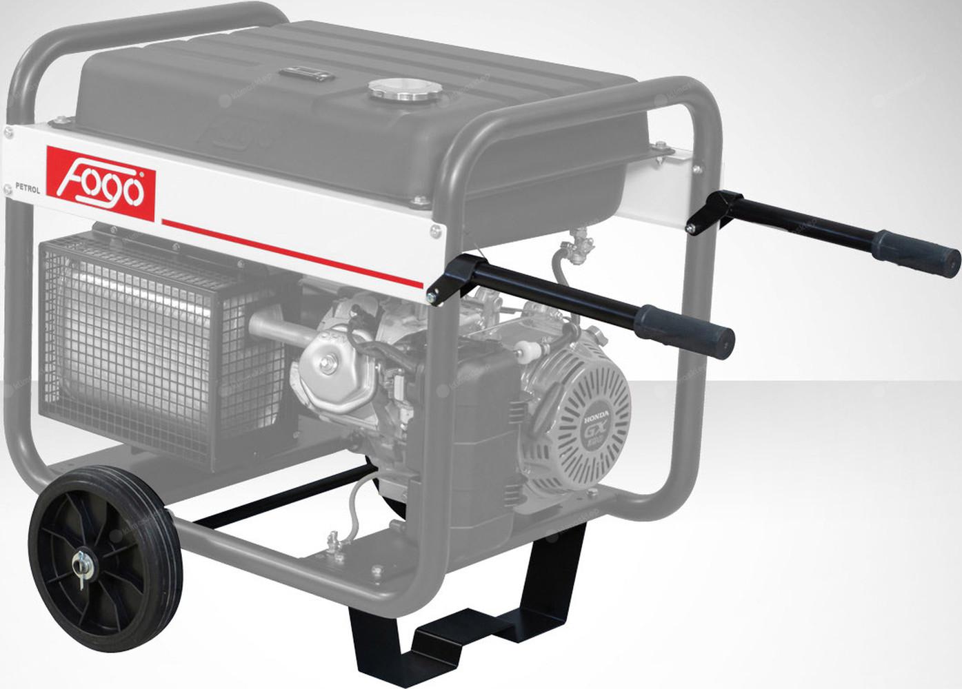 Agregat prądotwórczy Fogo FH 9000 TE - opcjonalny zestaw transportowy