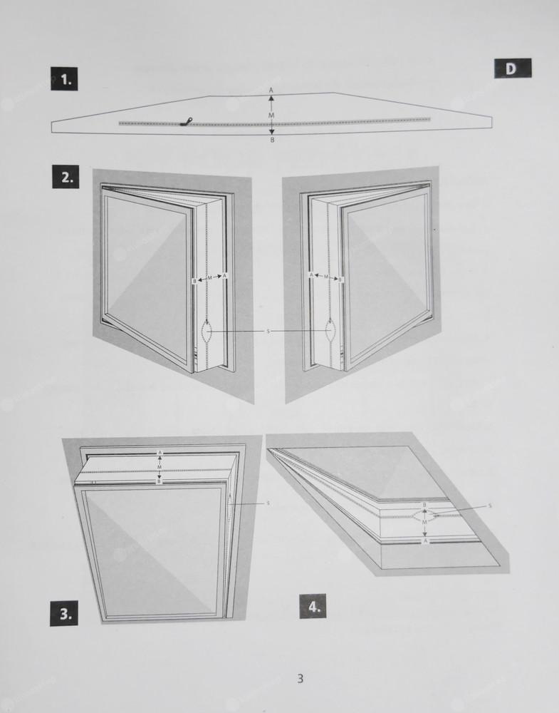Uszczelka okienna do klimatyzatorów Fral - jej długość to 3,9m