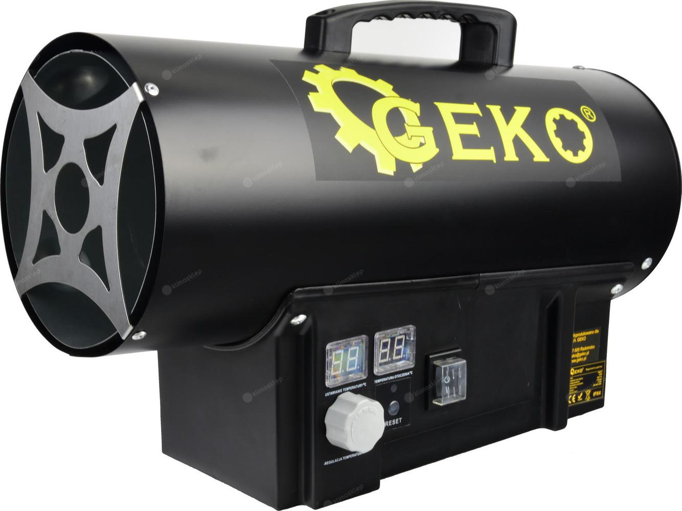 Nagrzewnica gazowa Geko 20 kW