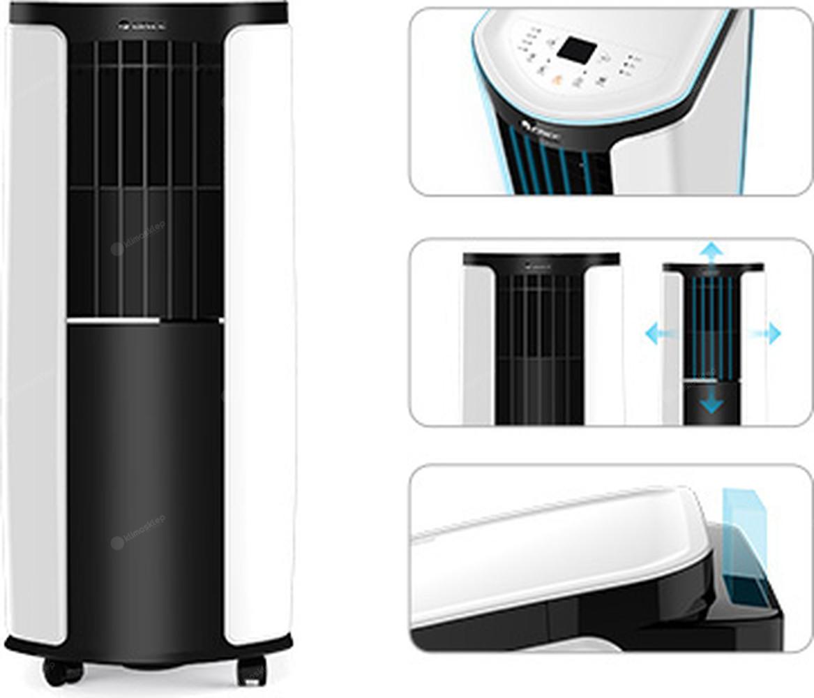 Gree Shiny GPC10AL-K5NNA1A ma nowoczesny design