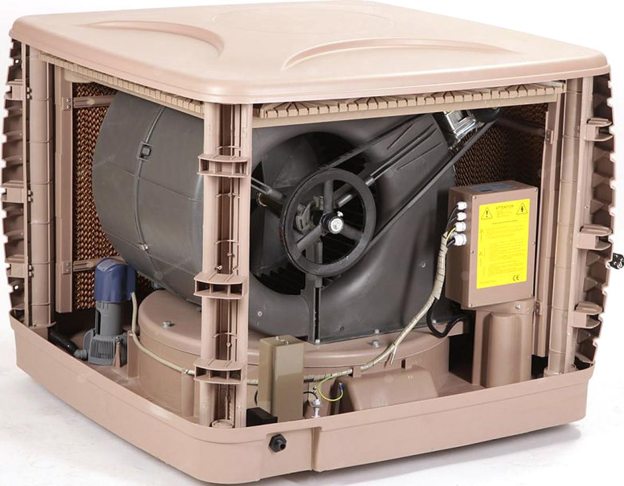 Klimatyzer Hitexa Earl HIT18-KD10B - wnętrze