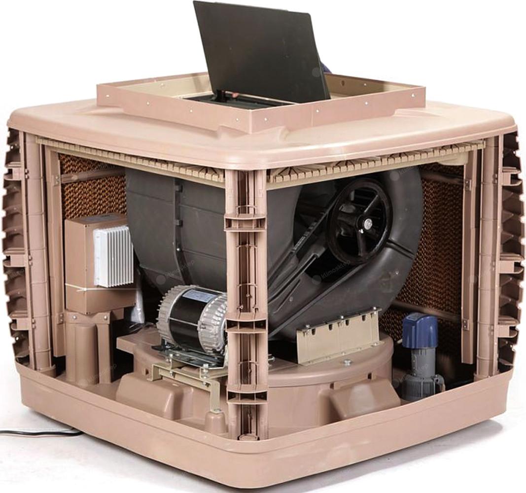 Klimatyzer Hitexa Earl HIT18-KG10B - wnętrze