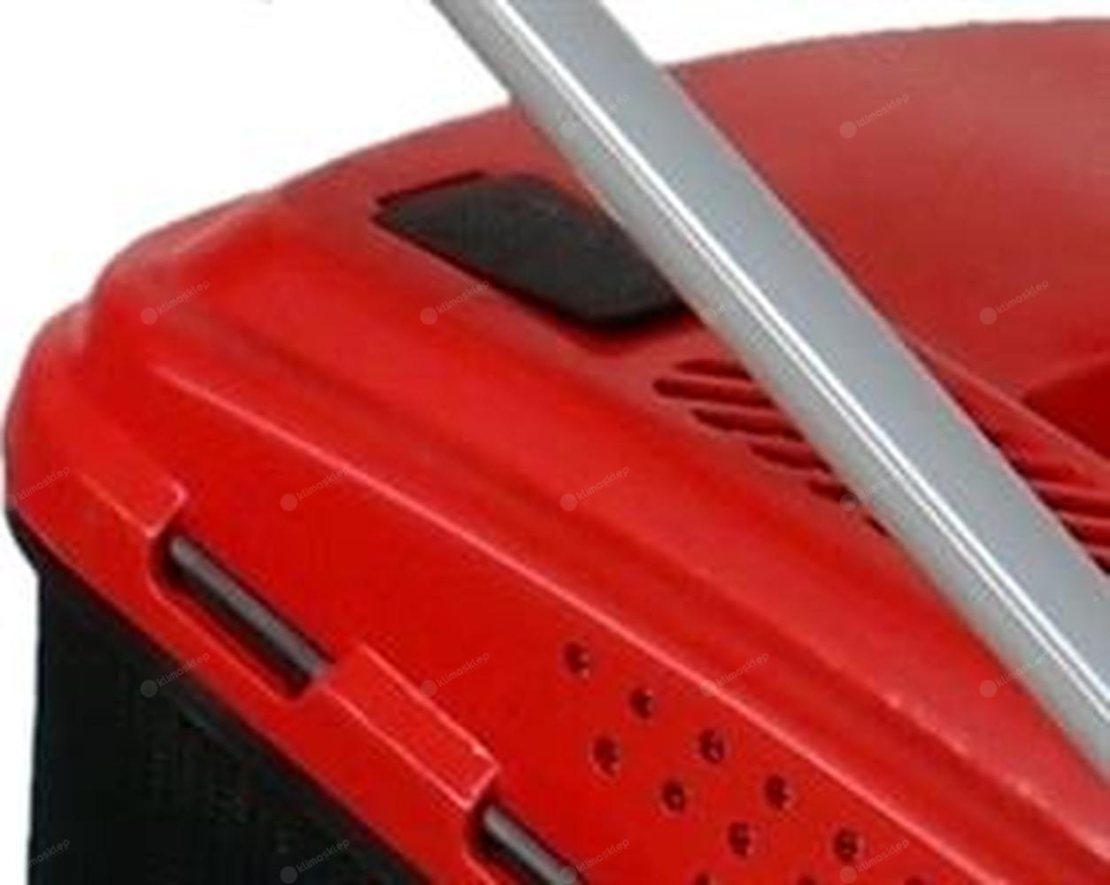 Kosiarka spalinowa HKS450-L - posiada wizjer napełnienia kosza