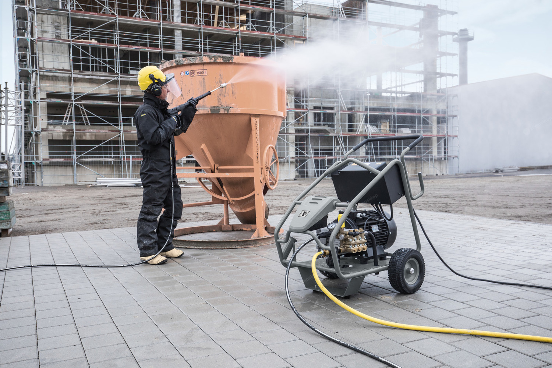 Myjka wysokociśnieniowa Kärcher HD 9/50-4 - zastosowanie