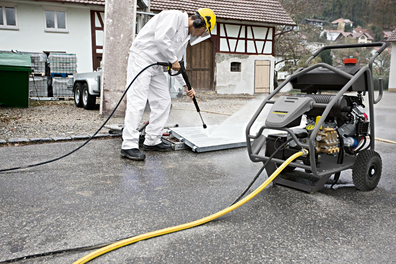 Myjka wysokociśnieniowa Kärcher HD 13/35 Ge jest wysoce wydajna