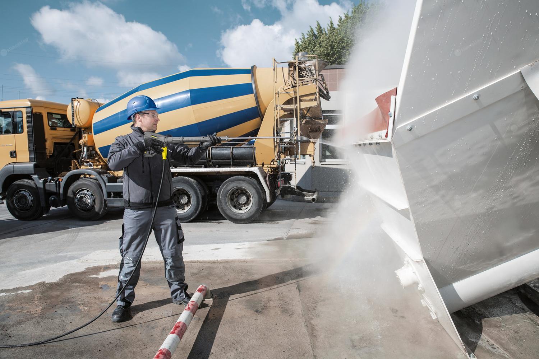 Myjki wysokociśnieniowe Karcher - czyszczenie urządzeń