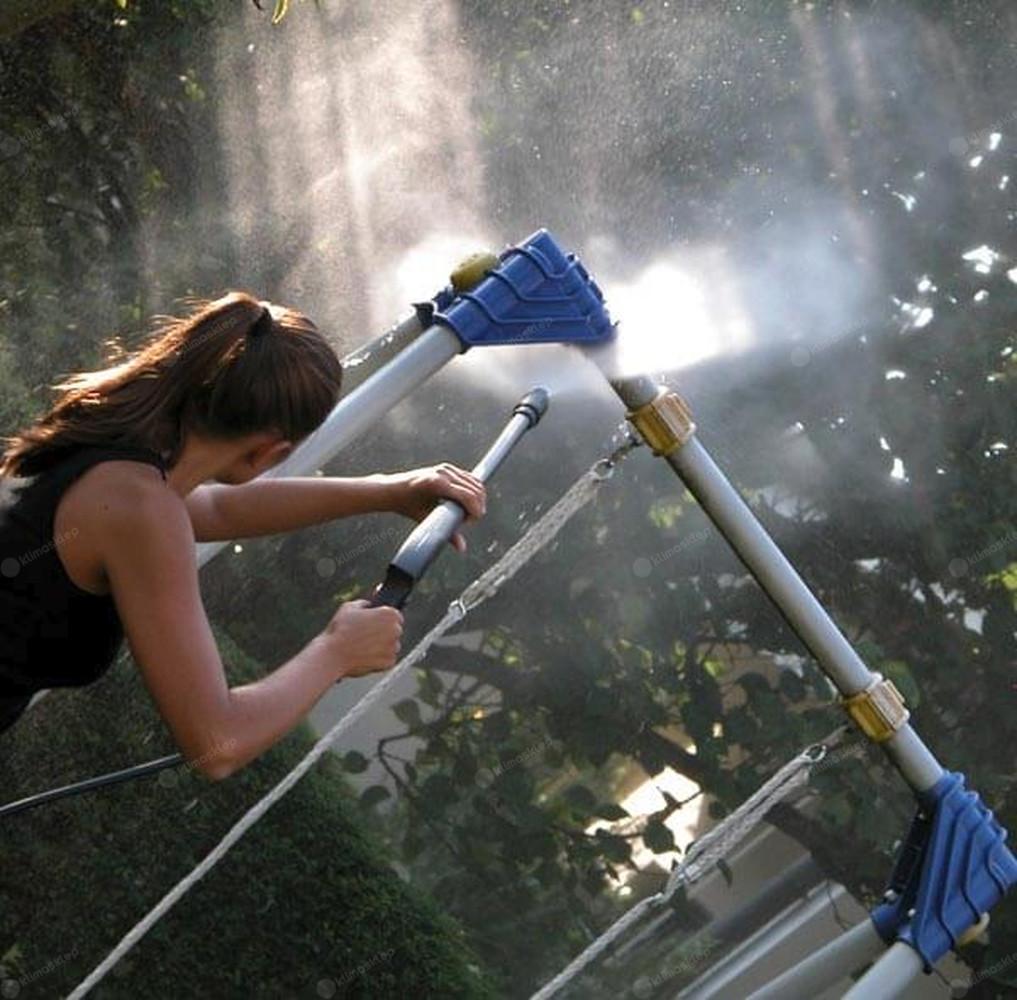 Myjki wysokociśnieniowe Lavor - przykładowe zastosowanie