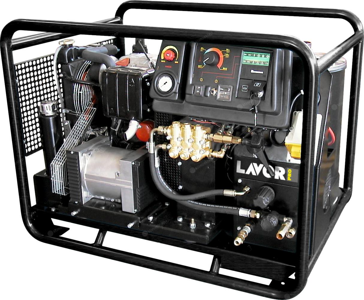 Spalinowa myjka wysokociśnieniowa Lavor Thermic 17 HW z podgrzewaczem wody
