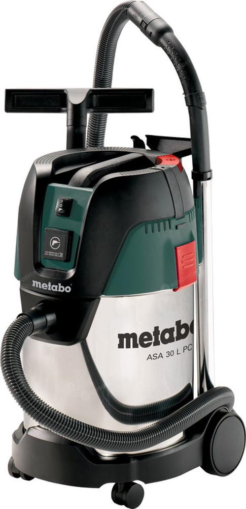 Elektryczy odkurzacz przemysłowy Metabo ASA 30 L PC Inox