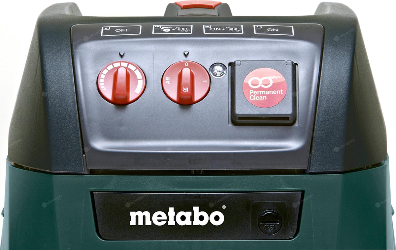 Odkurzacz Metabo ASR 35 L ACP z funkcją AutoCleanplus