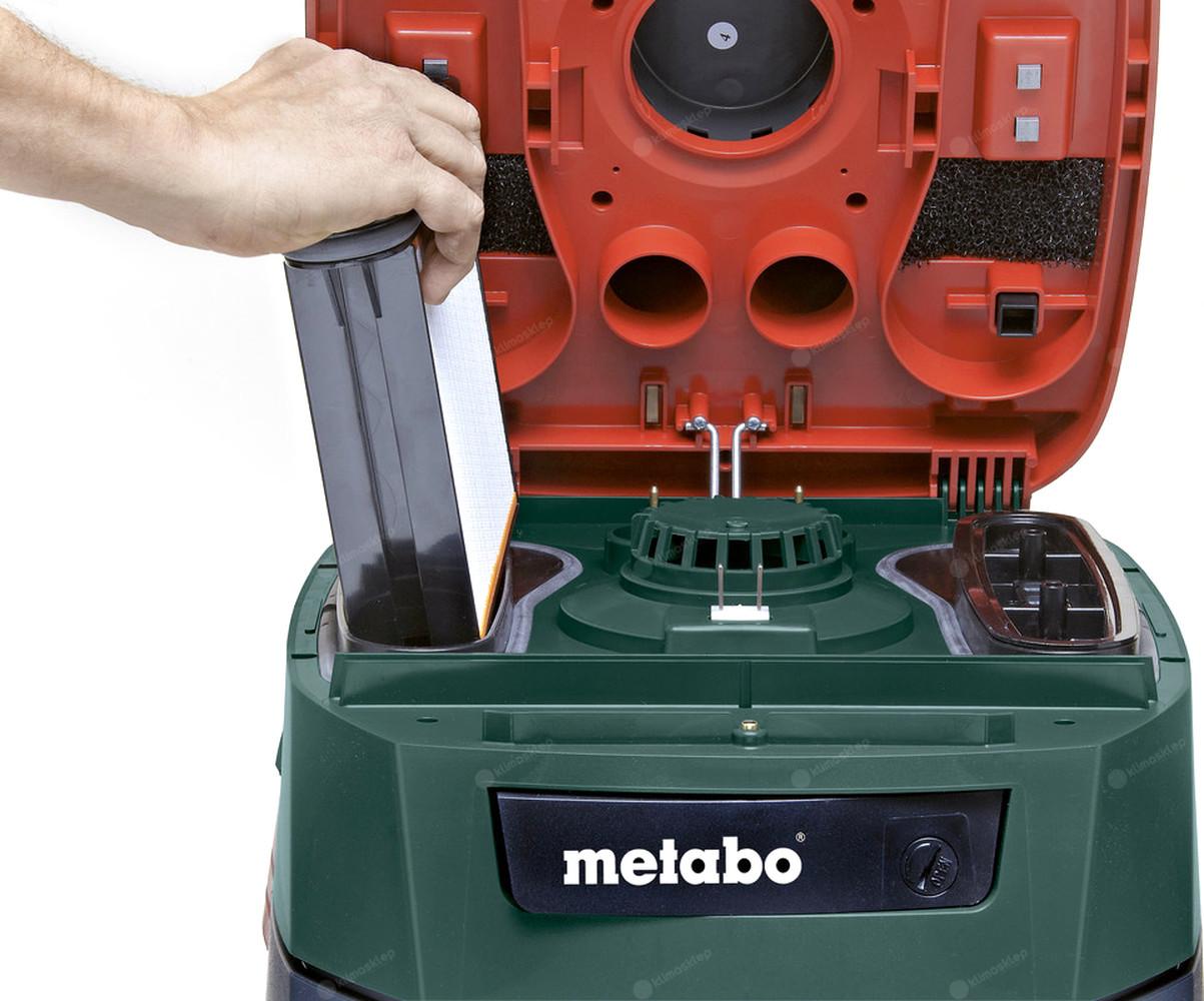 Odkurzacz Metabo ASR 35 L ACP z regulatorem siły ssącej