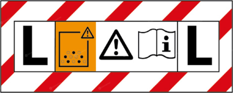 Odkurzacz Metabo ASR 35 L ACP - oznaczenie klasy pyłu odsysanego
