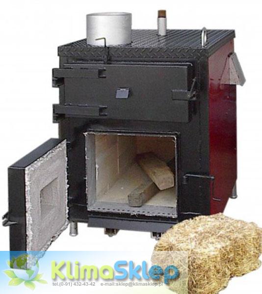 Kocioł na biomasę MetalERG BIOWAT U-300 (U300)