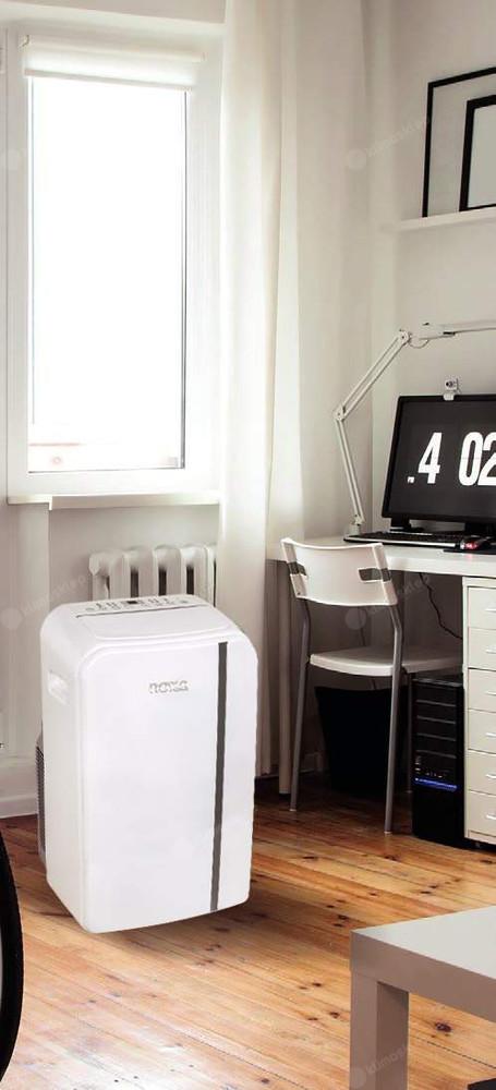 Klimatyzator przenośny Noxa NXP-25CPO1-CA - zastosowanie