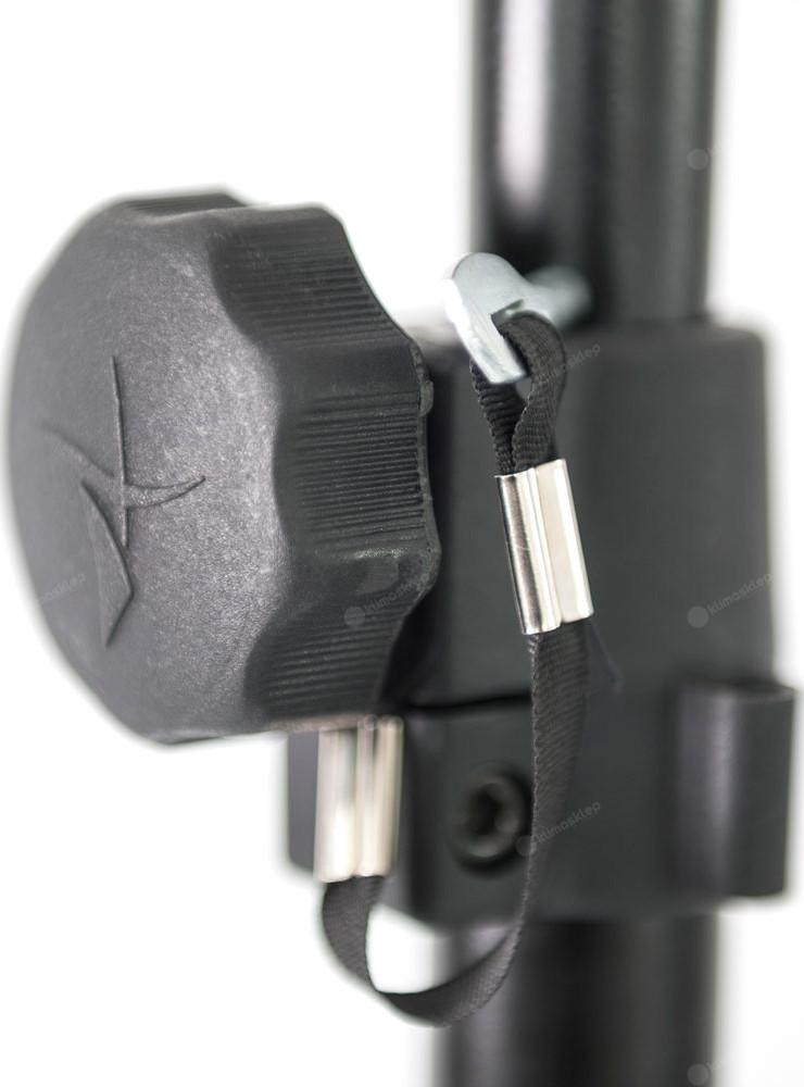 Stojak Partnersite LM 100R - dodatkowy bolec zabezpieczający położenie