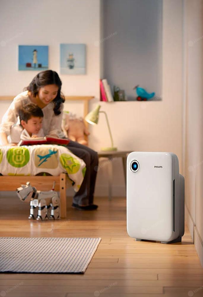 Oczyszczacz powietrza Philips AC wydajne oczyszczanie powietrza