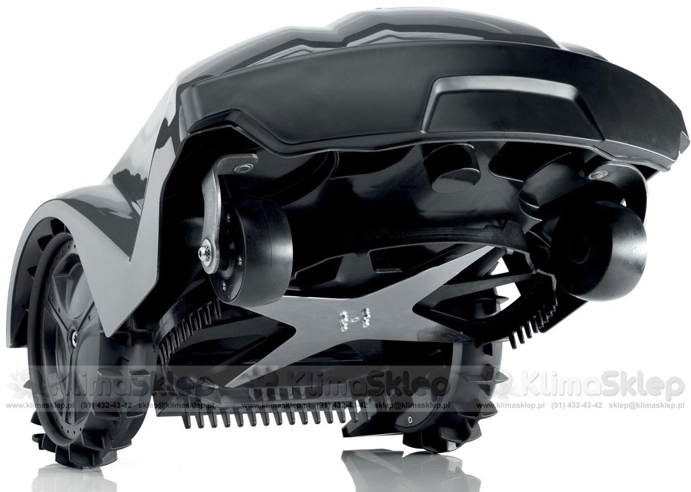Robot Stiga Autoclip 720 S - ostrze