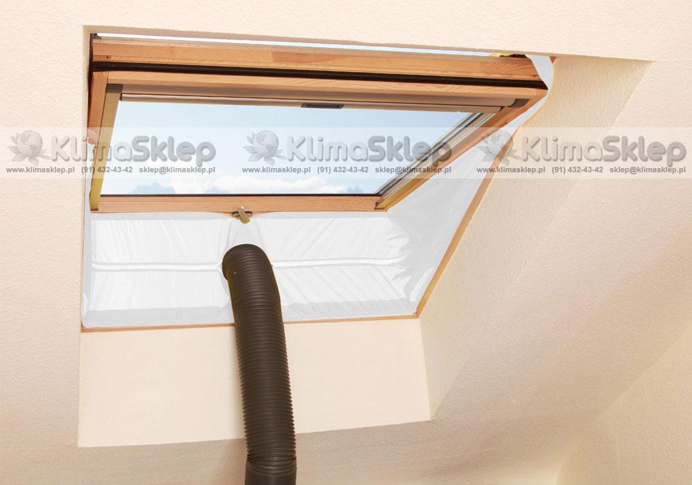 Uszczelka okienna Trotec AirLock 100 - długość 4,0m