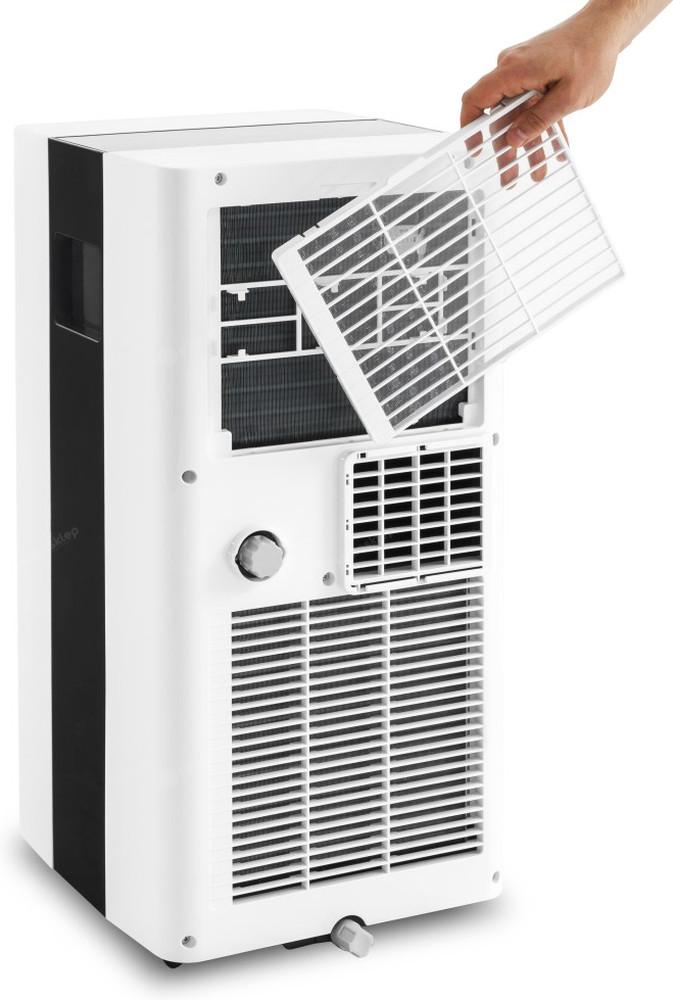 Klimatyzator przenośny TrotecPAC 2600X - z tyłu