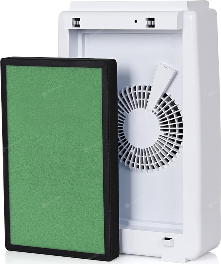 Warmtec AP077 W - wyposażony w 4 filtry i jonizator