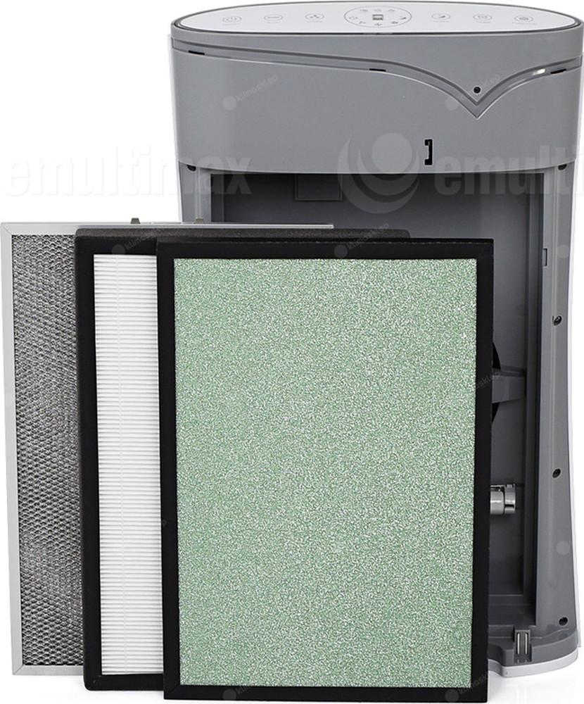 Warmtec AP200 W -  z 7-stopniową technologią oczyszczania powietrza