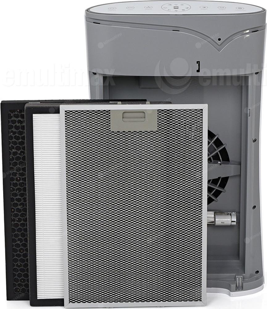 Oczyszczacz powietrza Warmtec AP200W - z 7-stopniową technologią oczyszczania powietrza