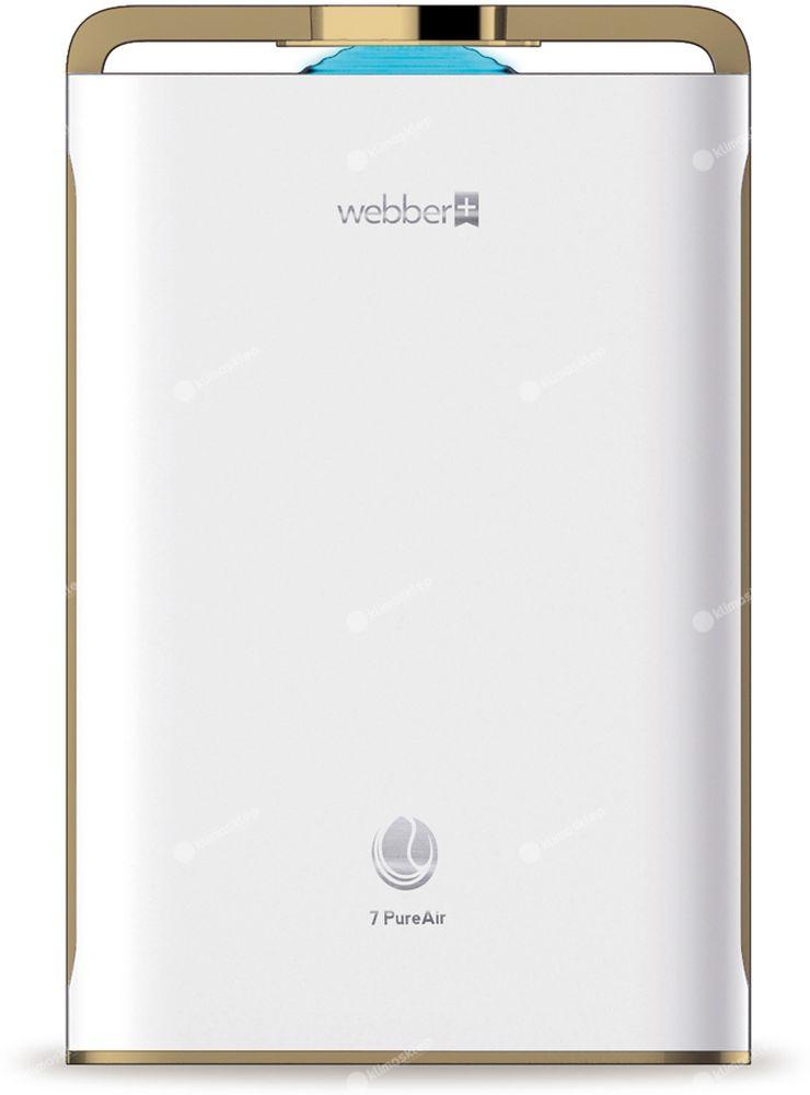 Oczyszczacz powietrza Webber AP9700 WiFi - widok z przodu