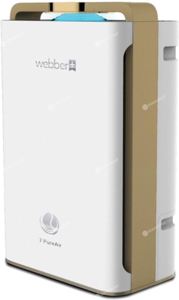 Oczyszczacz powietrza Webber AP9700 WiFi - widok z tyłu