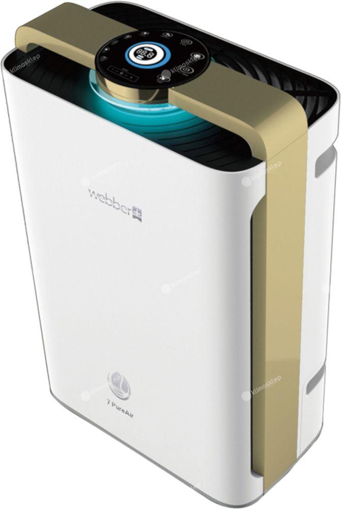 Oczyszczacz powietrza Webber AP9700 WiFi - atrakcyjny design