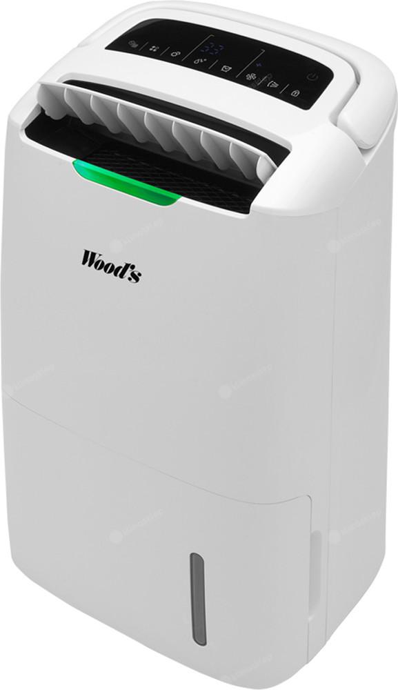 Osuszacz powietrza Wood's AD20G Hybrid z funkcją oczyszczania