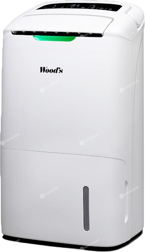 Woods AD 20G Hybrid to oczyszczacz i osuszacz w jednym