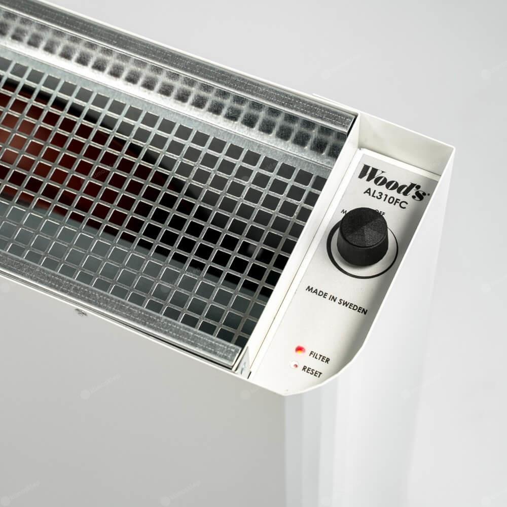 Oczyszczacz Wood's AL 310FC z czujnikiem wymiany filtra HEPA