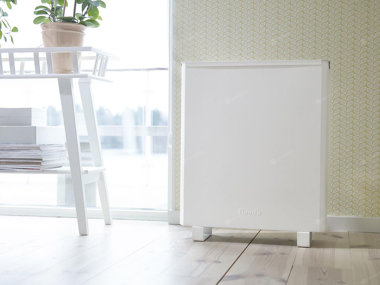 Oczyszczacz powietrza Wood's AL 310FC - przykład zastosowania