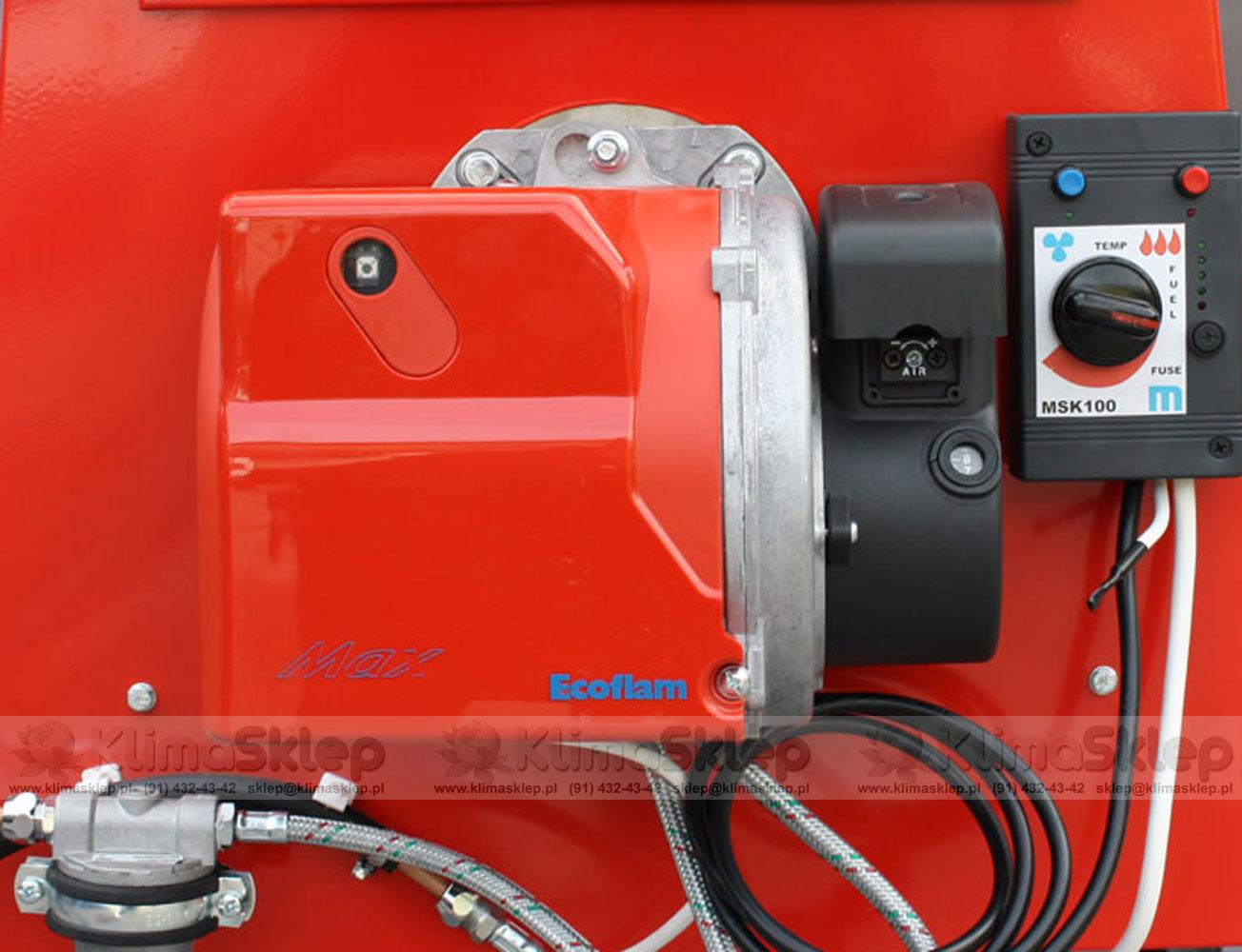Nagrzewnica olejowa XARAM ENERGY P 40 Z- termostat